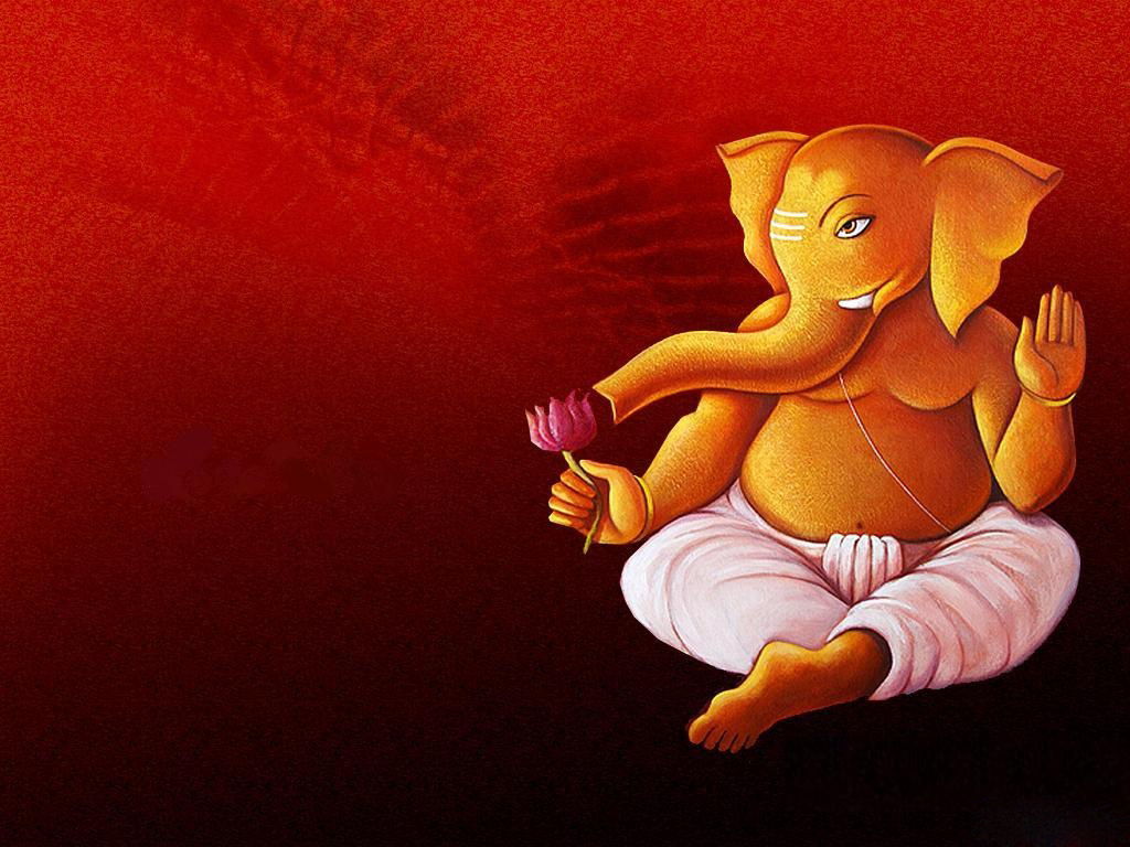 Hd wallpaper ganesh - Lord Ganesha Photos