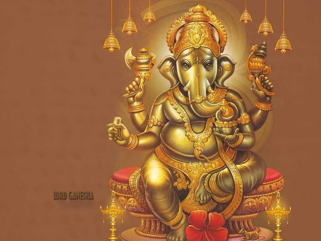 Hd wallpaper ganesh - Lord Ganesha