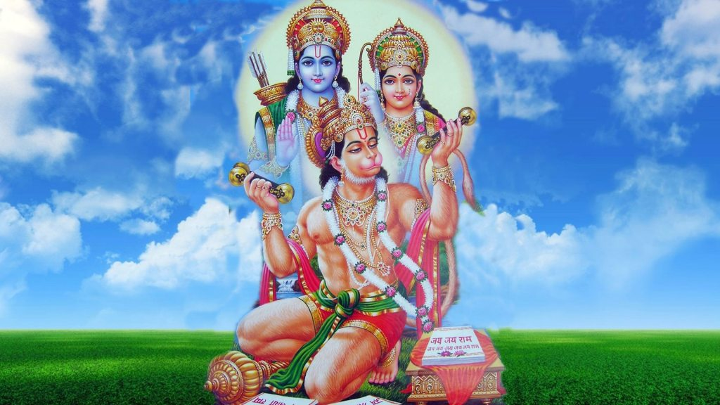 Lord Hanuman Wallpaper
