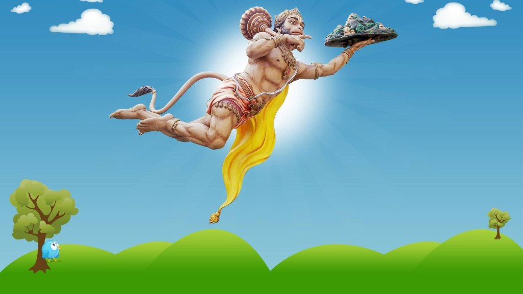 Lord Hanuman Images & HD Bajrang Bali Hanuman Photos Download [#8]