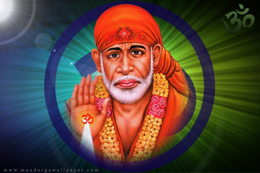 Pictures of Sai Baba