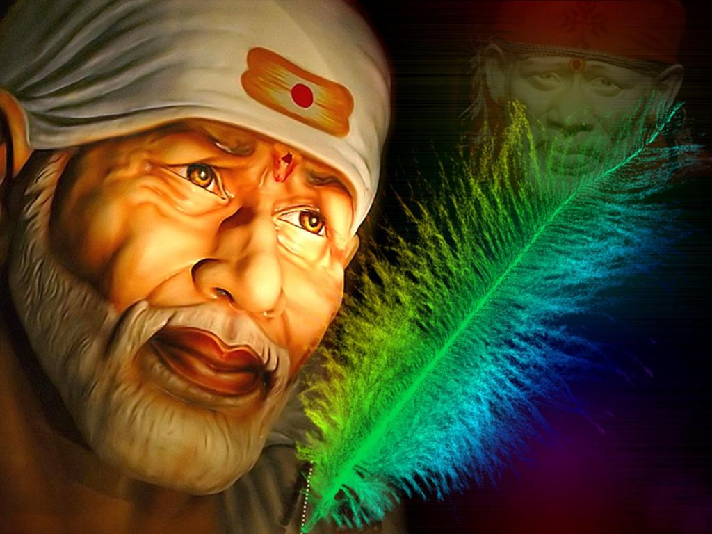 Sai Baba HD Photo