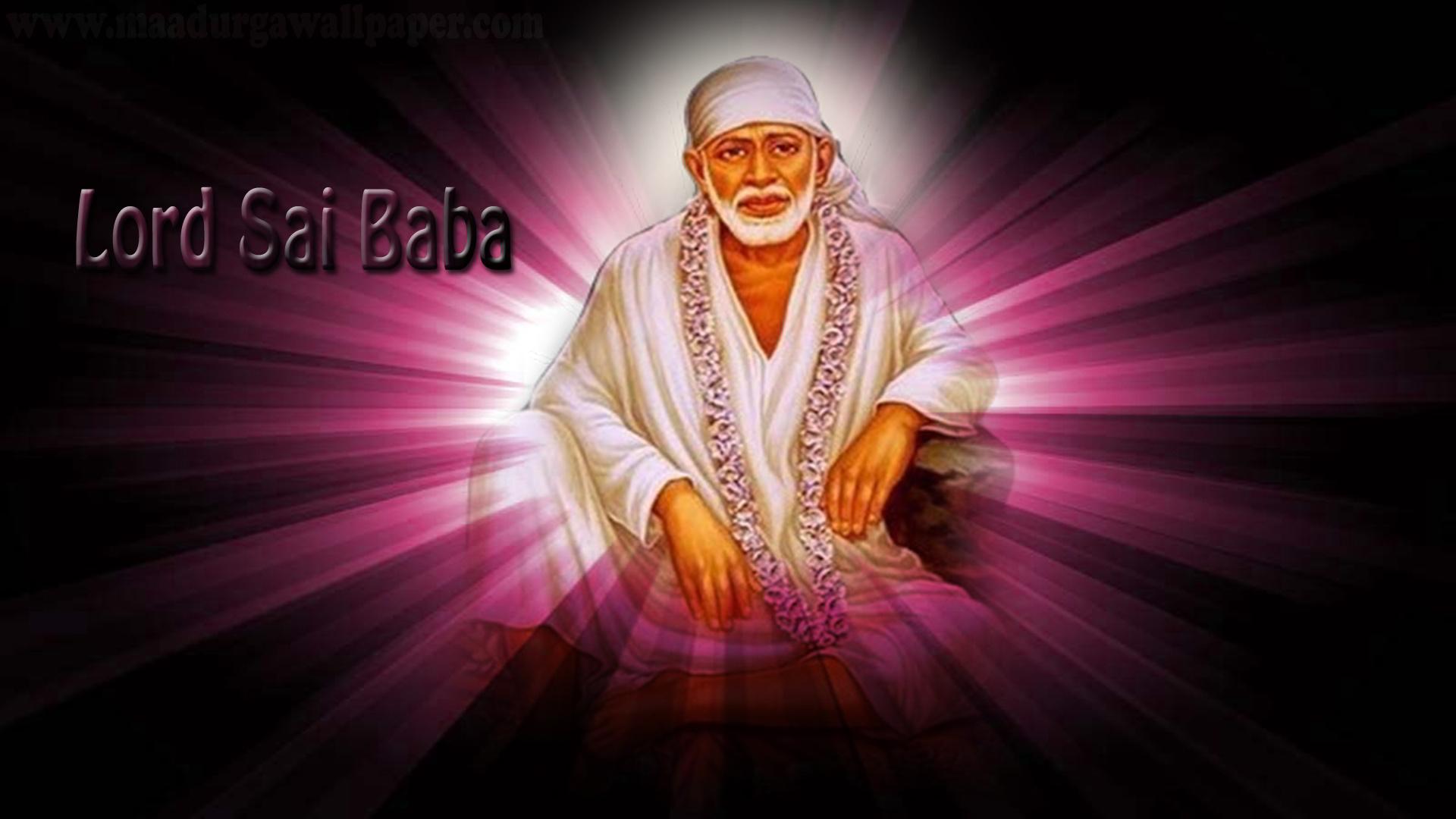 Sai Baba Images Sai Baba Photos Hd Wallpapers Download