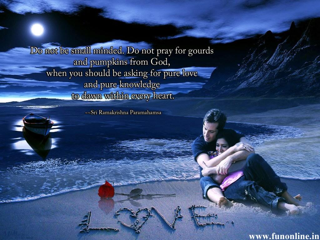 romantic love couple