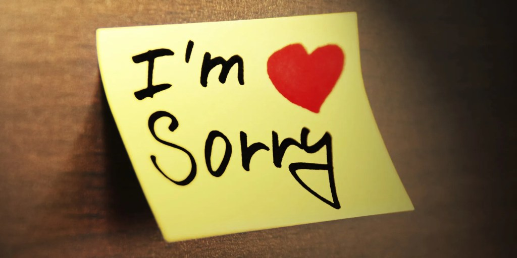 sorry love images