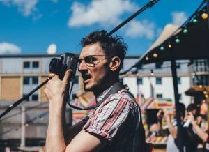 Camera WordPress Theme
