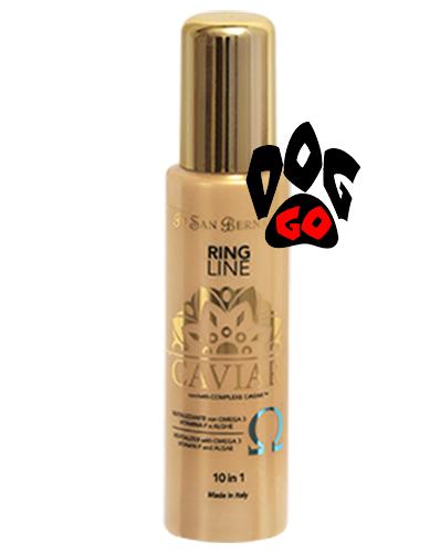Ревиталайзер для собак Iv San Bernard Caviar (Мгновенный эффект восстановления и защиты шерсти) 10in1 10IN1 100мл