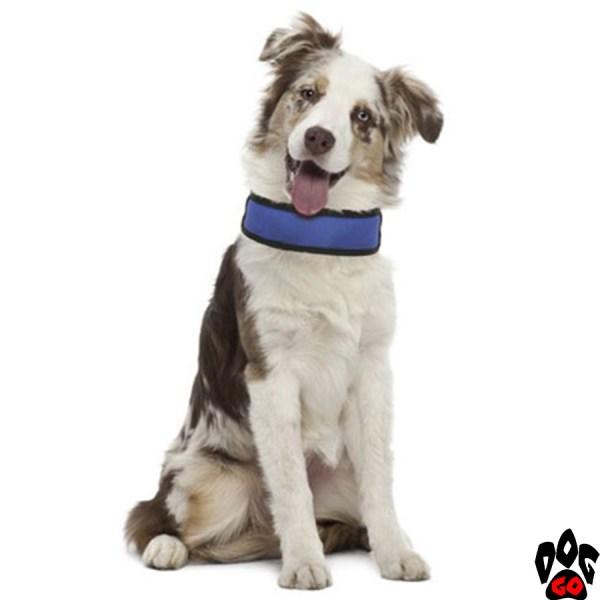 Охлаждающий ошейник для собак CROCI Harness Fresh (гель, требует охлаждения) - 2