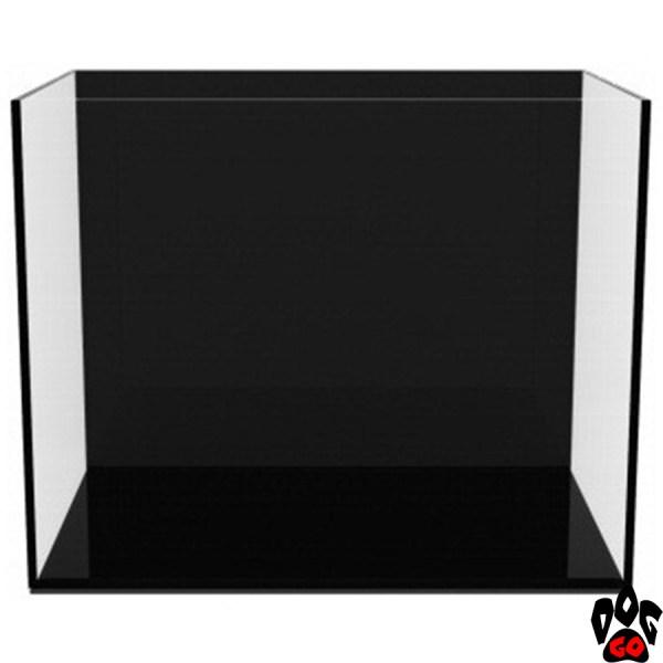 Аквариум COLLAR aGLASS Black с чёрной задней стенкой (16, 22, 30, 54 литров) - 2