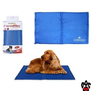Коврик охлаждающий для собак CROCI, синий - 2