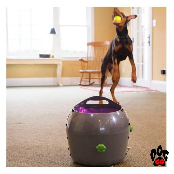 Автоматический метатель мяча для собак PetSafe - 3