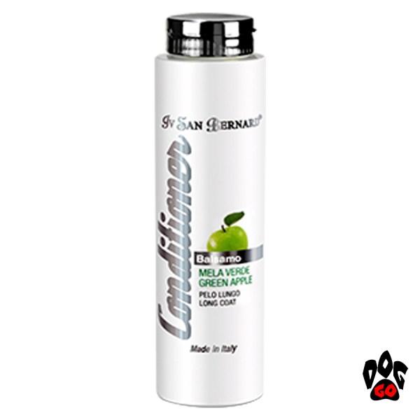 Кондиционер от колтунов для собак Iv San Bernard Apple SLS FREE распутывающий шерсть, для длинношерстных (кот, собака)-1