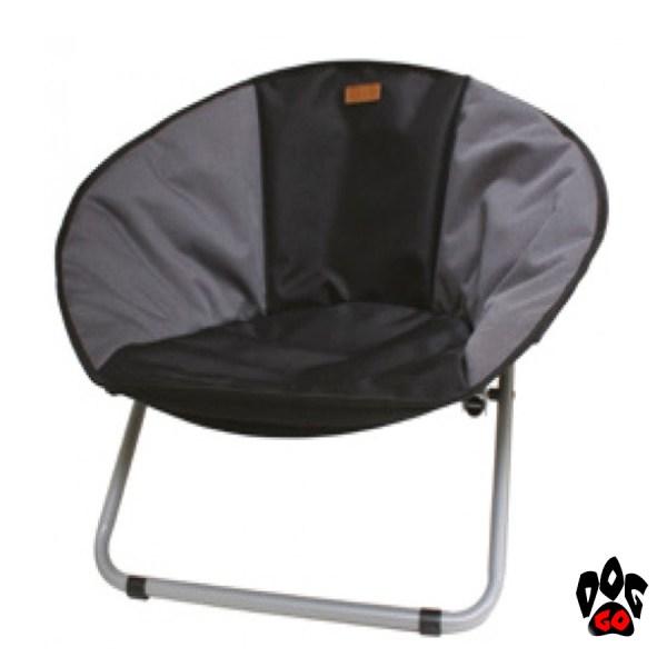 Кресло для собаки CROCI Black Night, синтетика, до 30 кг, 68х68х42см-1