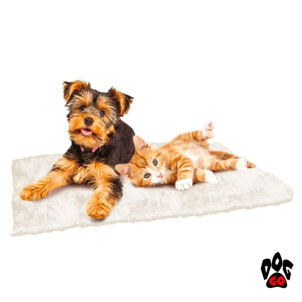 Согревающий коврик для собак CROCI FURRY, ворс-1