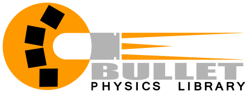 Logo of the Bullet Physics library