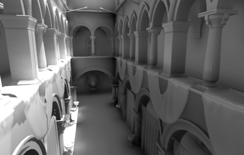 SSAO as a post-process effect