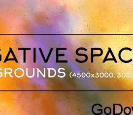 Negative Space Backgrounds 4
