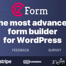 CodeCanyon – eForm v4.11.1 – WordPress Form Builder – 3180835 – NULLED
