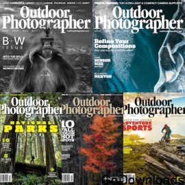 Outdoor Photographer – 2019 Full Year Issues Collection Free Download