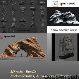 Gumroad – Rocks Bundle
