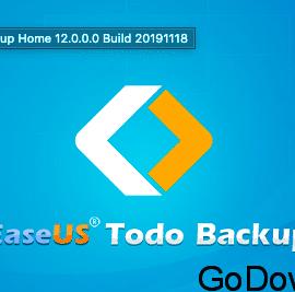 EaseUS Todo Backup Home 12 Free Download