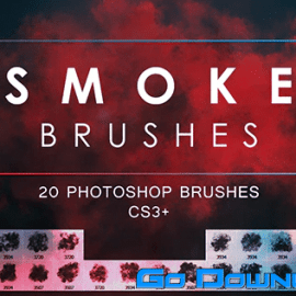 Graphicriver Smoke Photoshop Brushes Free Download