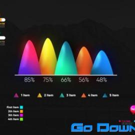 Videohive Infographic Modern Graphs Free Download