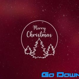Videohive Christmas Wreath Titles Free Download