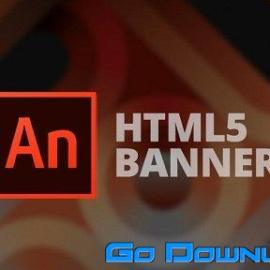 Creating HTML5 banners and animations using Adobe Animate CC Free Download