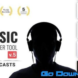 Videohive Audio Visualization Music Producer Tool V5 Free Download
