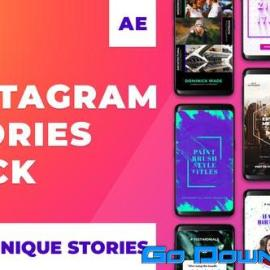 Videohive Instagram Stories Pack V.1 Free Download