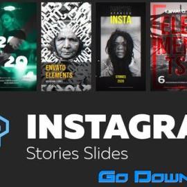 Videohive Instagram Stories Slides Vol. 7 Free Download
