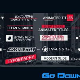 Videohive Title Animation Free Download