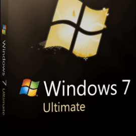 Windows 7 SP1 Ultimate (x86/x64) Multilingual Preactivated August 2020