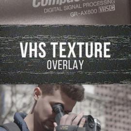 Shopmaster Filmmaker VHS OVERLAY PACK