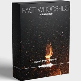 Fast Whooshes (vol.2) SFX Library Free Download