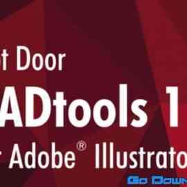 Hot Door CADtools 12.2.1 for Adobe Illustrator Free Download