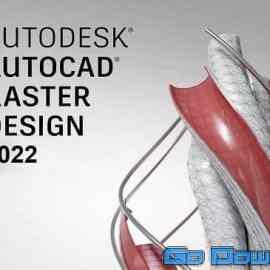 Autodesk AutoCad Raster Design 2022 Win x64 Free Download
