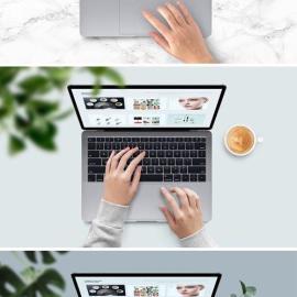Laptop Mockups Free Download