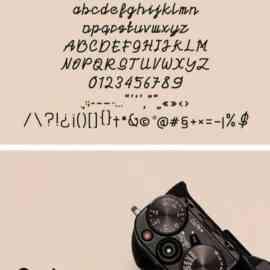 Dickcissel Font Free Download