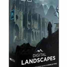 Neo Stock Diigital Landscapes Photoshop Video Training [BUNDLE] (Updated 10.2021)