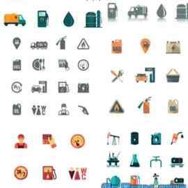 Stock Vectors Industry Design 2 Free Download