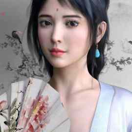 VO Xiao Mei for Genesis 8 and 8.1 Females Free Download