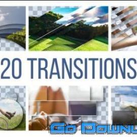 Videohive Creative Transitions 32487207 Free Download