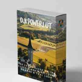 DJI PowerLUT Full Pack Free Download