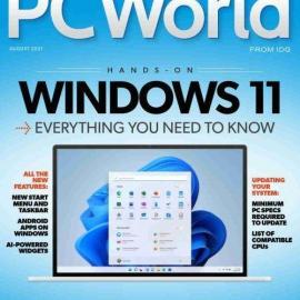 PCWorld August 2021 (True PDF) Free Download