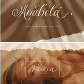 Anabela Font Free Download