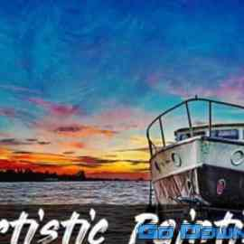 CreativeMarket Artistic Painting Photoshop Action 43185 Free Download