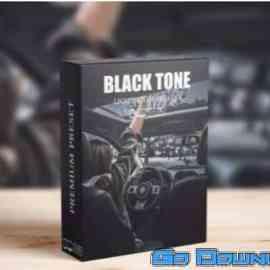 CreativeMarket Black Tone Lightroom presets 62 Free Download