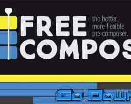 Free Compose v1.4 for After Effects Free Download
